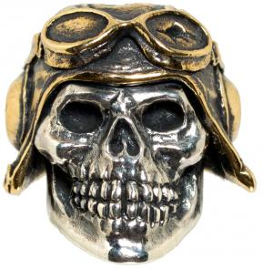 GD Skulls USA SP5 Small Pilot 1 Skull