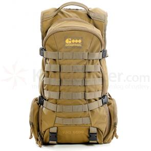 GEIGERRIG Tactical 1600 Hydration Pack, Coyote (G5 1600TAC CY)