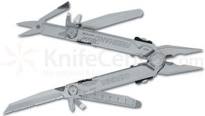 Gerber One-Handed Opening Freehand Multi Tool with 12 Functional Tools