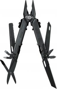 Gerber FliK One-Handed Opening Multi-Tool, Black, 4.4 inch Closed
