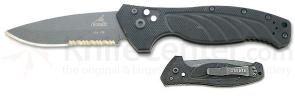 Gerber Emerson Alliance Tactical Automatic Opener Black Combo Edge