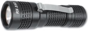Gerber RX350 Xenon Flashlight 30 Lumens, Uses 1 CR123 Batteries