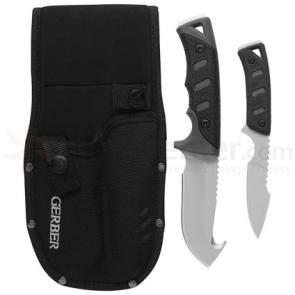 Gerber Metolius Kit, Gut Hook and Caper with Sheath