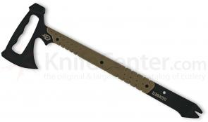 Gerber Tactical Downrange Tomahawk 19.27 inch Overall, Pry Bar Handle, MOLLE Sheath (30-000792)