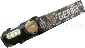 Gerber 31-001259 Myth Hands Free Light, 28 Max Lumens