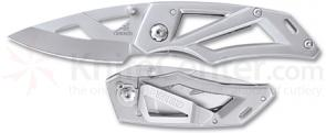 Gerber Truss 2.0 with 2.13 inch Plain Edge Folder Stainless Steel Handle