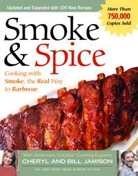 Smoke & Spice by Cheryl and Bill Jamison