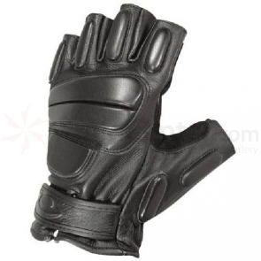 Hatch LR10 Reactor Tactical Gloves 3/4 Finger, Large
