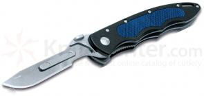 Havalon Versatile Piranta-Tracer-22 Skinning and Caping Knife w/ sheath, #20-25, #60 Replaceable Blades
