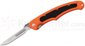 Havalon Piranta-Bolt Skinning Knife with Sheath, #60A Replaceable Blades