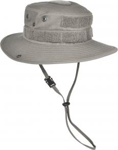 Hazard 4 SunTac Cotton Boonie Hat with MOLLE, Desert Khaki, Large 7.5 inch