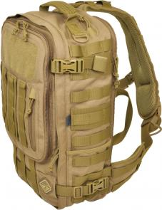 Hazard 4 Switchback Full Size Laptop Sling Pack, Coyote