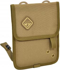 Hazard 4 Launch Pad Mini Tactical iPad Mini and Kindle Type Sleeve, Coyote