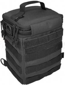 Hazard 4 Forward Observer MOLLE SLR Camera Bin, Black