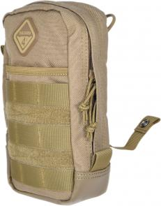 Hazard 4 Broadside Modular Zip Pouch, Coyote