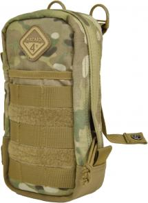 Hazard 4 Broadside Modular Zip Pouch, MultiCam