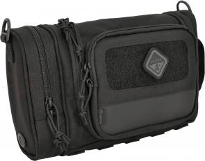 Hazard 4 Reveille Rugged Oversized Toiletry Bag, Black