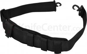 Hazard 4 2 inch Shoulder Strap with Removable Pad, Black