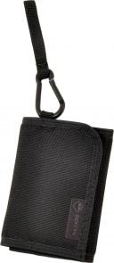 Hazard 4 Mil-Wafer Slim Biner Wallet, Black (1000D Ballistic Nylon)