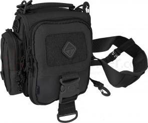 Hazard 4 Tonto Concealed Carry Mini-Messenger Bag, Black