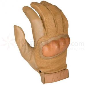 HWI HKTG300G HK Tactical Glove, GSA Approved, Coyote, SM