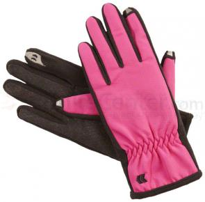 ISOTONER Women's smarTouch Gloves - Ultra Plush Lined, Azalea, Medium/Large