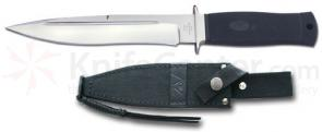 Katz Alley Kat Fighting Knife 6.5 inch Blade Kraton Handle