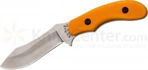 KA-BAR 5602 The Adventure Gamestalker Fixed 4 inch 440A Stainless Blade, Orange Adventuregrip Handles