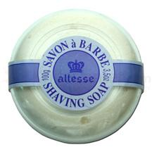 Altesse French Triple Milled Shaving Soap 100 gram Bar 2-3/4 inch Diam.
