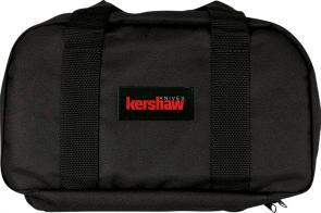 Kershaw Z997 Nylon Zipper Knife Storage Bag with 18 Padded Knife Pockets