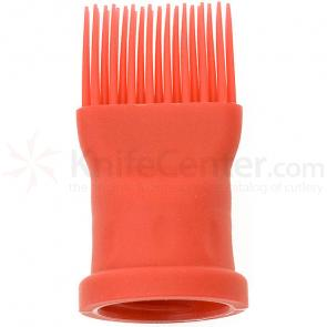 KitchenKnives.com (Red) Silicone Brush Baster Cap