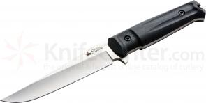Kizlyar Supreme Croc D2 Fixed 6 inch Satin Plain Blade, Kraton Handle (KK0012)