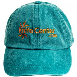 KnifeCenter.com Top Quality Cool-Crown Cap by Adams, Green