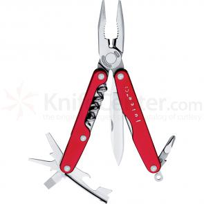 Leatherman Juice C2 Pocket-Size Multi-Tool, Inferno Red