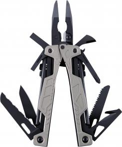 Leatherman 831793 OHT Heavy-Duty Multi-Tool, Silver, Black MOLLE Sheath