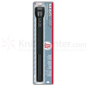 MagLite 5 D Cell Xenon Flashlight, Black