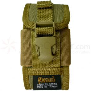Maxpedition 0112K Clip-On PDA Phone Holster, Khaki