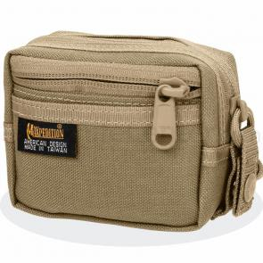 Maxpedition 0213K Three-By-Five Pouch, Khaki