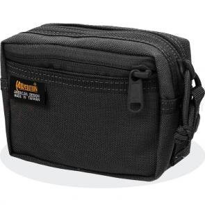 Maxpedition 0214B Four-By-Six Pouch, Black