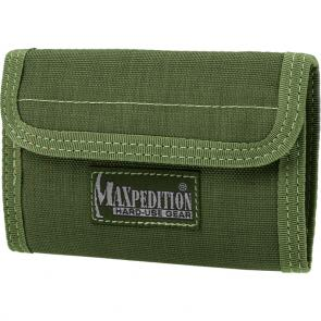Maxpedition 0229G Spartan Wallet, OD Green