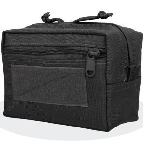 Maxpedition 0243B 5x7x4 Horizontal GP Pouch, Black