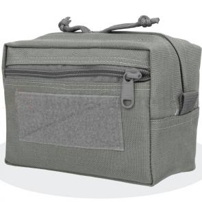 Maxpedition 0243F 5x7x4 Horizontal GP Pouch, Foliage Green