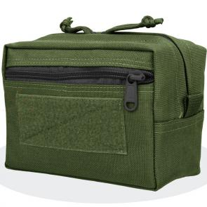 Maxpedition 0243G 5x7x4 Horizontal GP Pouch, OD Green