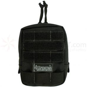 Maxpedition 0248B 4.5 inch x 6 inch Padded Pouch, Black