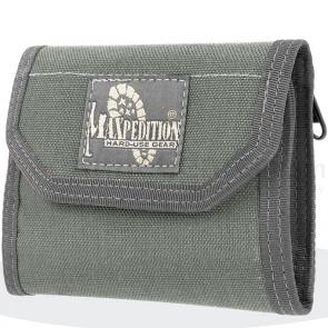 Maxpedition 0253F CMC Wallet, Foliage Green