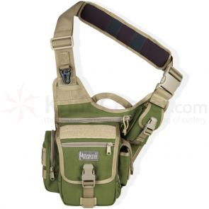 Maxpedition 0403GK Fatboy Versipack, Green-Khaki