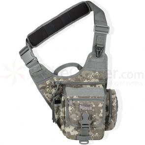Maxpedition 0408DFC Fatboy S-Type Versipack, ACU-Compatible Digital Foliage Camo