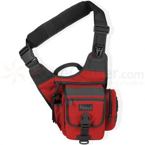 Maxpedition 0408ER Fatboy S-Type Versipack, Fire-EMS Red