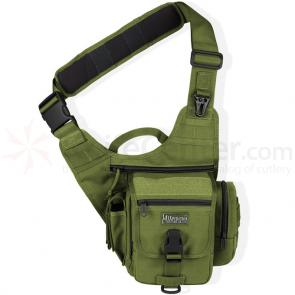 Maxpedition 0408G Fatboy S-Type Versipack, OD Green