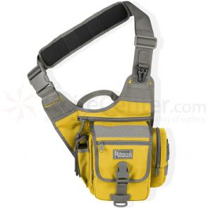 Maxpedition 0408SY Fatboy S-Type Versipack, Safety Yellow